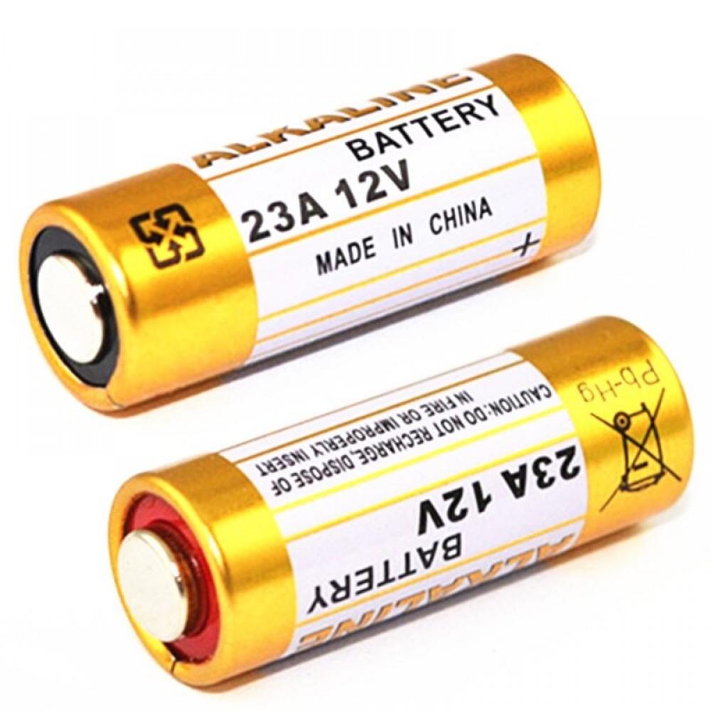 23A ถ่านอัลคาไลน์ แบตเตอรี่ 23A 12V