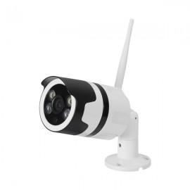 CM26 กล้องวงจรปิดภายนอกไร้สาย WIFI 1080P มีไฟLED กันน้ำกันฝน กันฝุ่น
