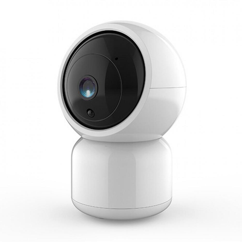 CM40 กล้องวงจรปิดไร้สาย ในบ้าน มีแสงไฟอินฟาเรดทำงานยามค่ำคืน 2MP FullHD