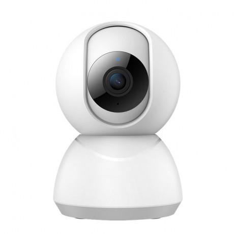 CM41 กล้องวงจรปิดไร้สายในบ้าน หมุนได้รอบทิศทาง 2MP FullHD มีไมค์และลำโพงในตัว มีแสงอินฟาเรดภาพชัดยามค่ำคืน