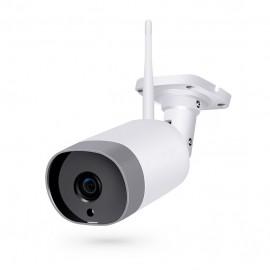 CM44 กล้องวงจรปิดไร้สาย ภายนอกบ้าน 2M FullHD กันน้ำกันฝุ่นIP66 มีอินฟาเรด เสาอากาศส่งสัญญาณไกล