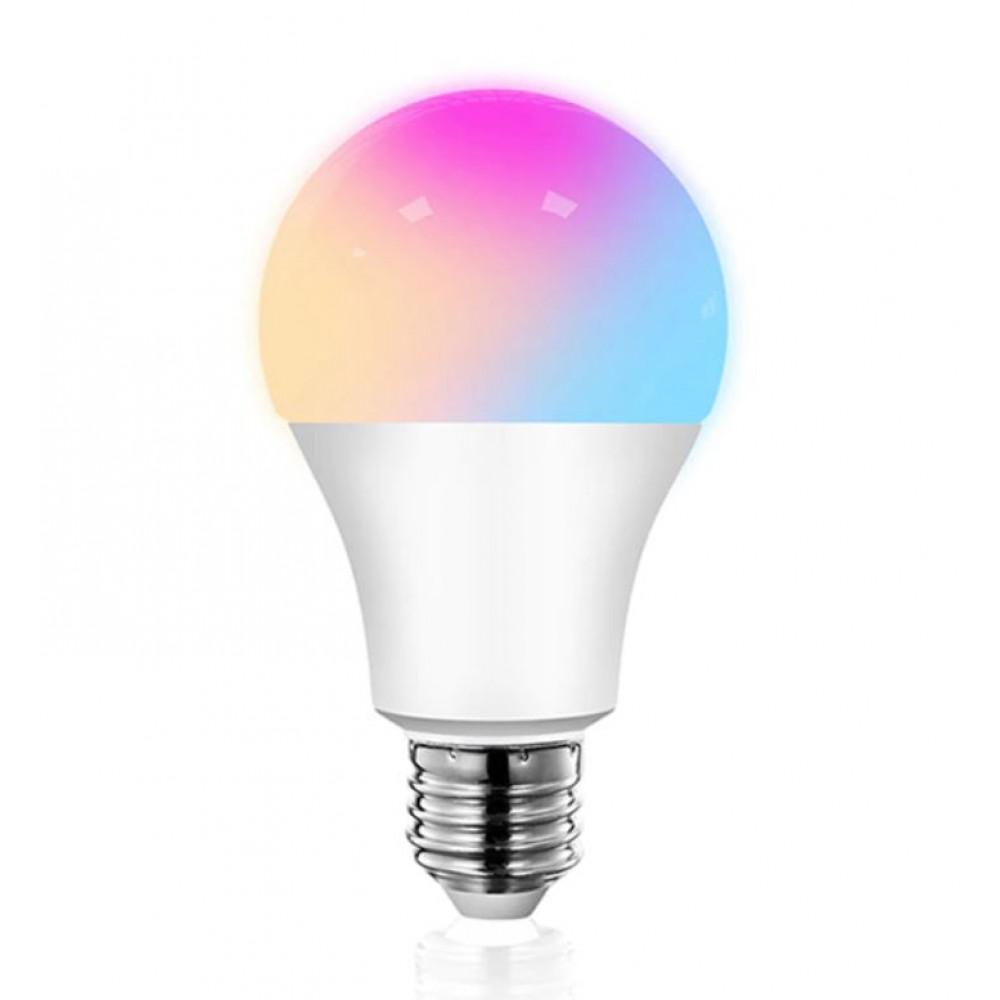 HLB01 หลอดไฟอัจฉริยะ WIFI 16 ล้านสี สั่งงานด้วยมือถือ